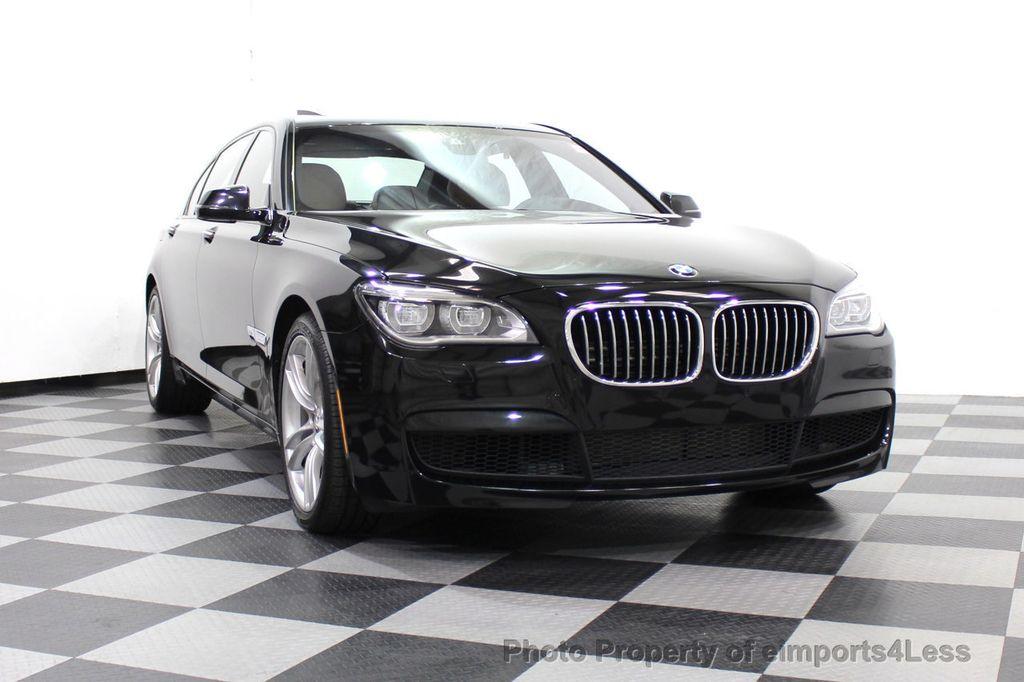2013 BMW 7 Series CERTIFIED 760Li V12 M Sport Package LEDs CAMERA NAVI - 18240933 - 15