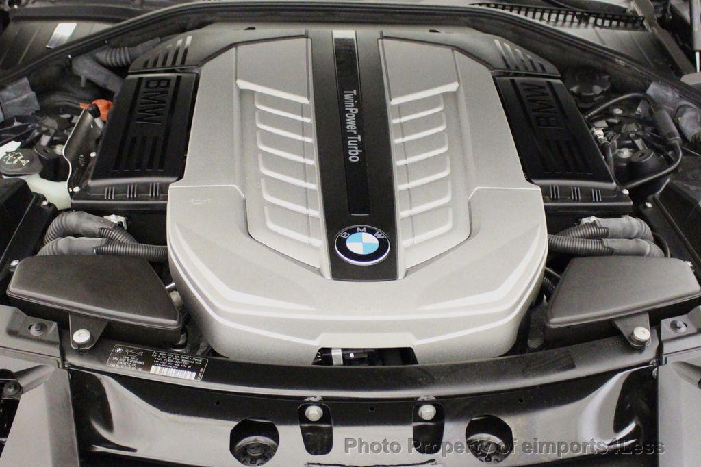 2013 BMW 7 Series CERTIFIED 760Li V12 M Sport Package LEDs CAMERA NAVI - 18240933 - 20