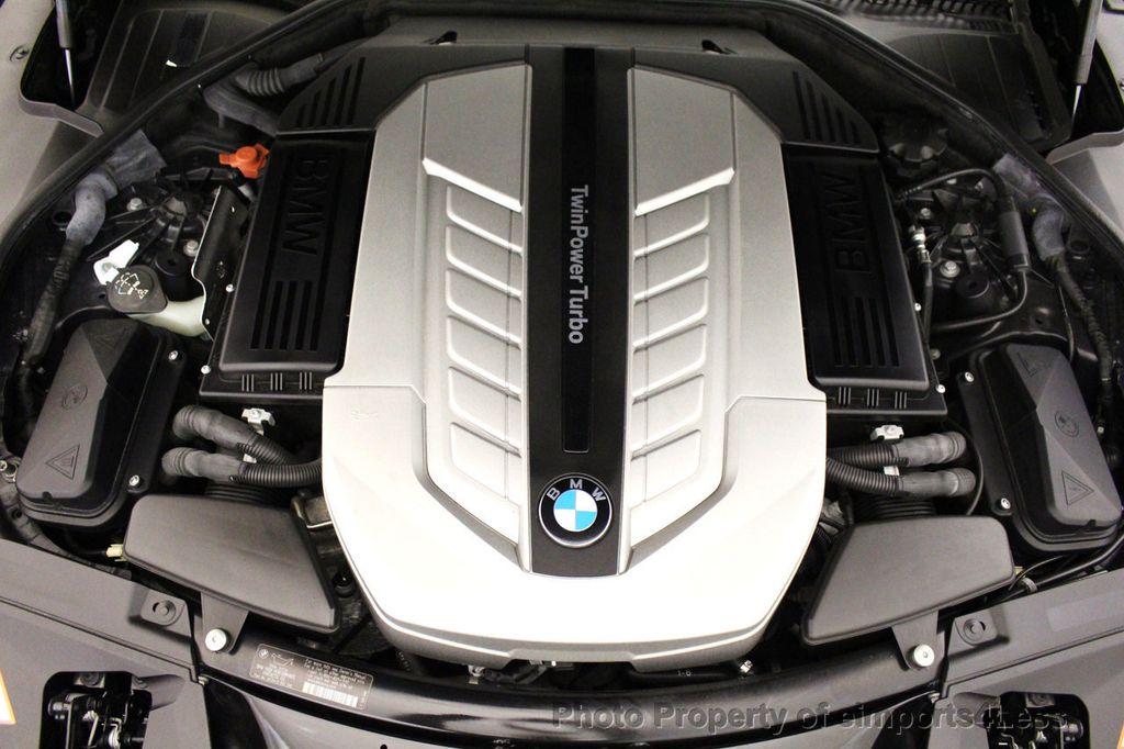 2013 BMW 7 Series CERTIFIED 760Li V12 M Sport Package LEDs CAMERA NAVI - 18240933 - 21