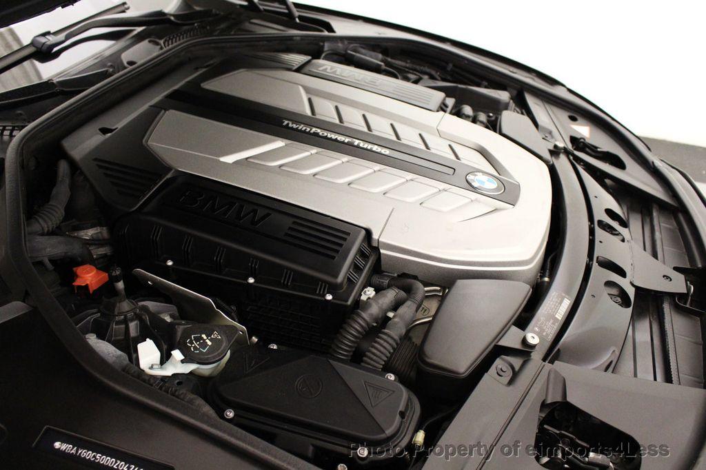 2013 BMW 7 Series CERTIFIED 760Li V12 M Sport Package LEDs CAMERA NAVI - 18240933 - 22