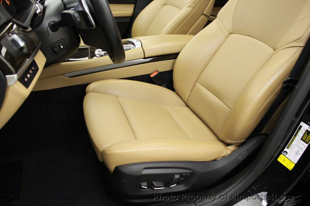 2013 BMW 7 Series CERTIFIED 760Li V12 M Sport Package LEDs CAMERA NAVI - 18240933 - 24
