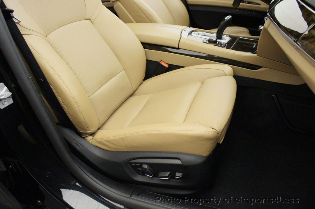 2013 BMW 7 Series CERTIFIED 760Li V12 M Sport Package LEDs CAMERA NAVI - 18240933 - 25