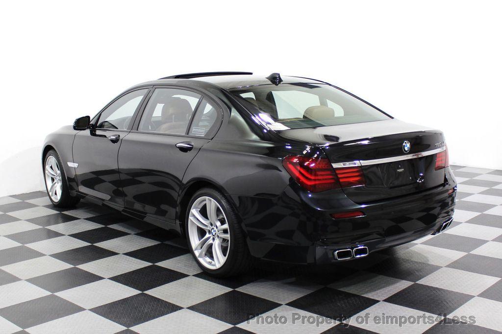 2013 BMW 7 Series CERTIFIED 760Li V12 M Sport Package LEDs CAMERA NAVI - 18240933 - 2