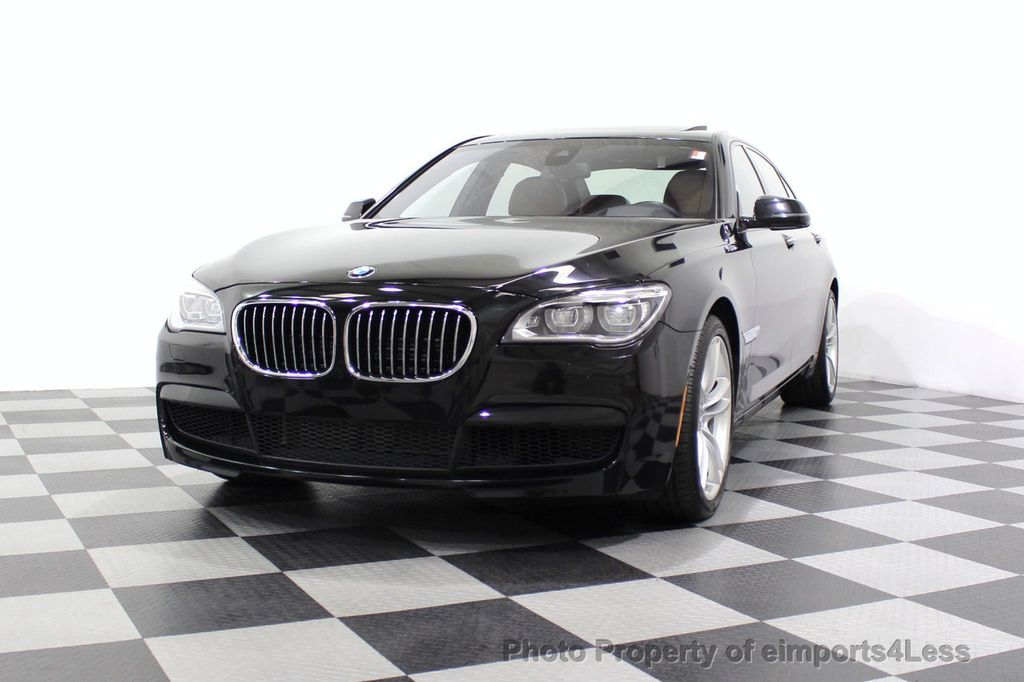 2013 BMW 7 Series CERTIFIED 760Li V12 M Sport Package LEDs CAMERA NAVI - 18240933 - 29