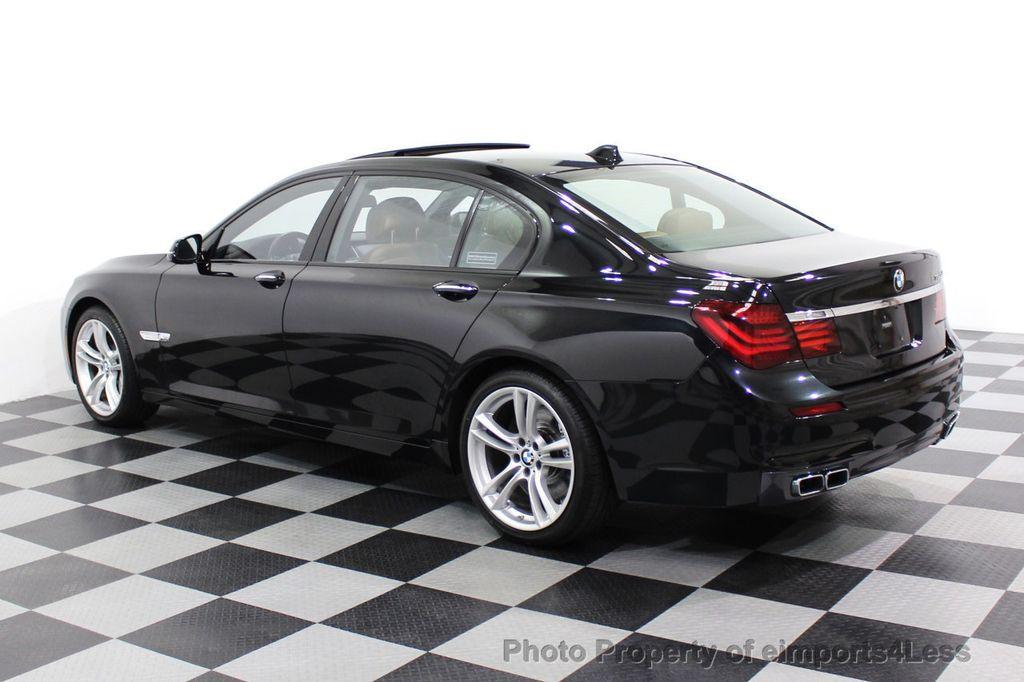 2013 BMW 7 Series CERTIFIED 760Li V12 M Sport Package LEDs CAMERA NAVI - 18240933 - 31