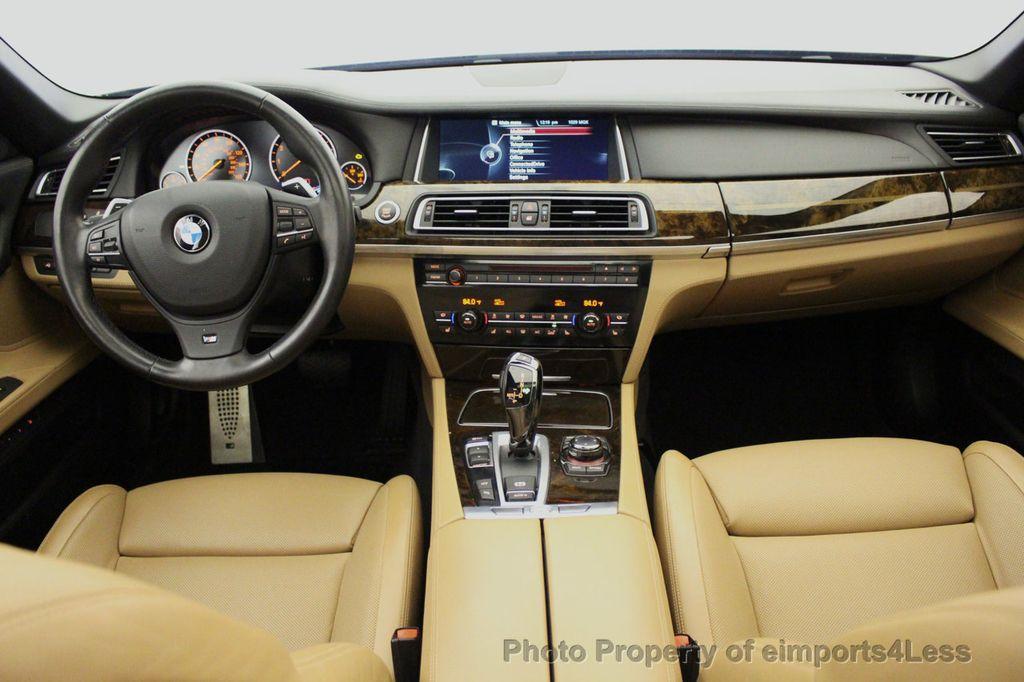 2013 BMW 7 Series CERTIFIED 760Li V12 M Sport Package LEDs CAMERA NAVI - 18240933 - 35