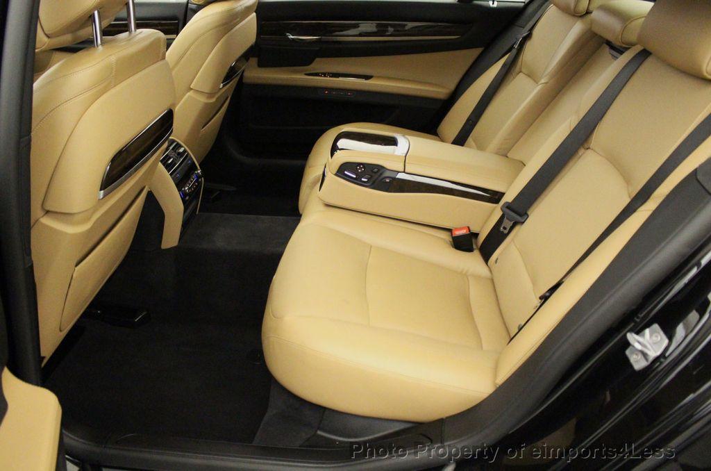 2013 BMW 7 Series CERTIFIED 760Li V12 M Sport Package LEDs CAMERA NAVI - 18240933 - 37