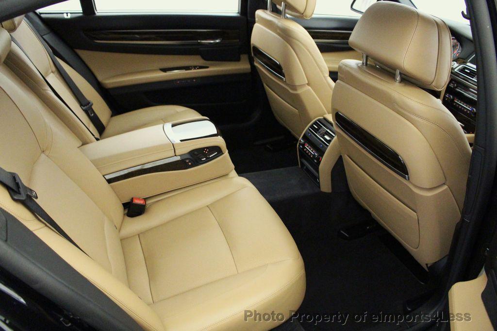 2013 BMW 7 Series CERTIFIED 760Li V12 M Sport Package LEDs CAMERA NAVI - 18240933 - 38