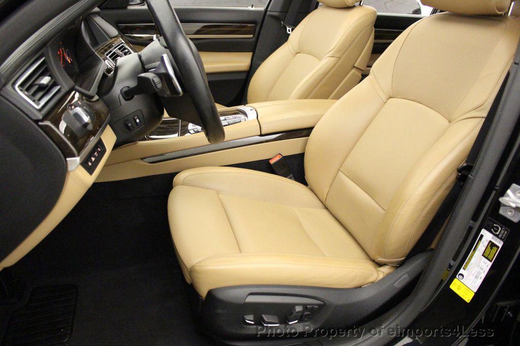 2013 BMW 7 Series CERTIFIED 760Li V12 M Sport Package LEDs CAMERA NAVI - 18240933 - 39