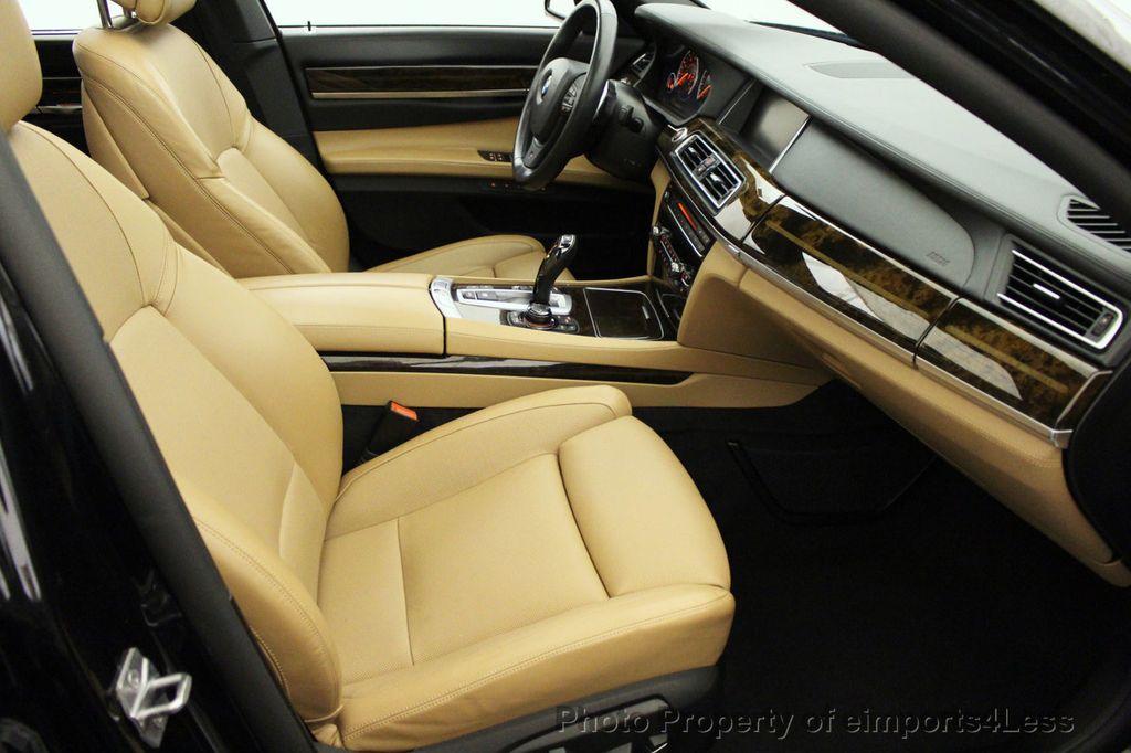 2013 BMW 7 Series CERTIFIED 760Li V12 M Sport Package LEDs CAMERA NAVI - 18240933 - 40