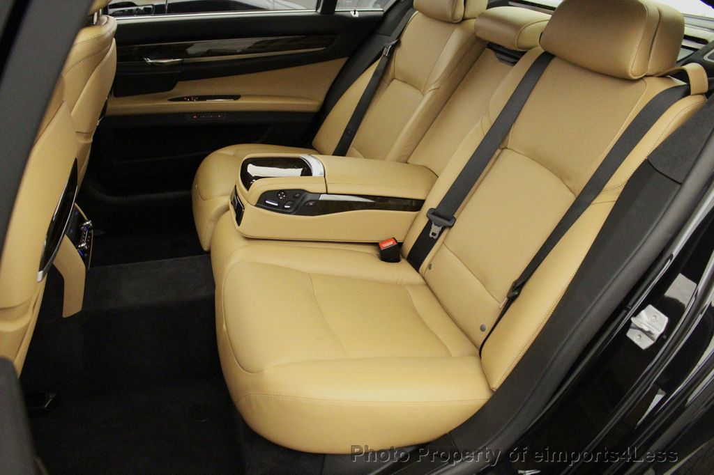 2013 BMW 7 Series CERTIFIED 760Li V12 M Sport Package LEDs CAMERA NAVI - 18240933 - 50