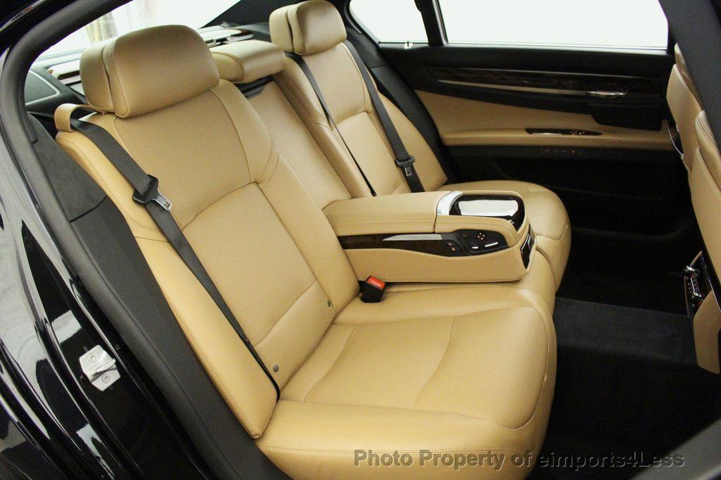 2013 BMW 7 Series CERTIFIED 760Li V12 M Sport Package LEDs CAMERA NAVI - 18240933 - 51