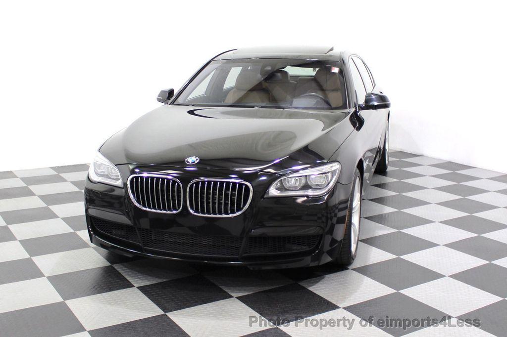 2013 BMW 7 Series CERTIFIED 760Li V12 M Sport Package LEDs CAMERA NAVI - 18240933 - 53
