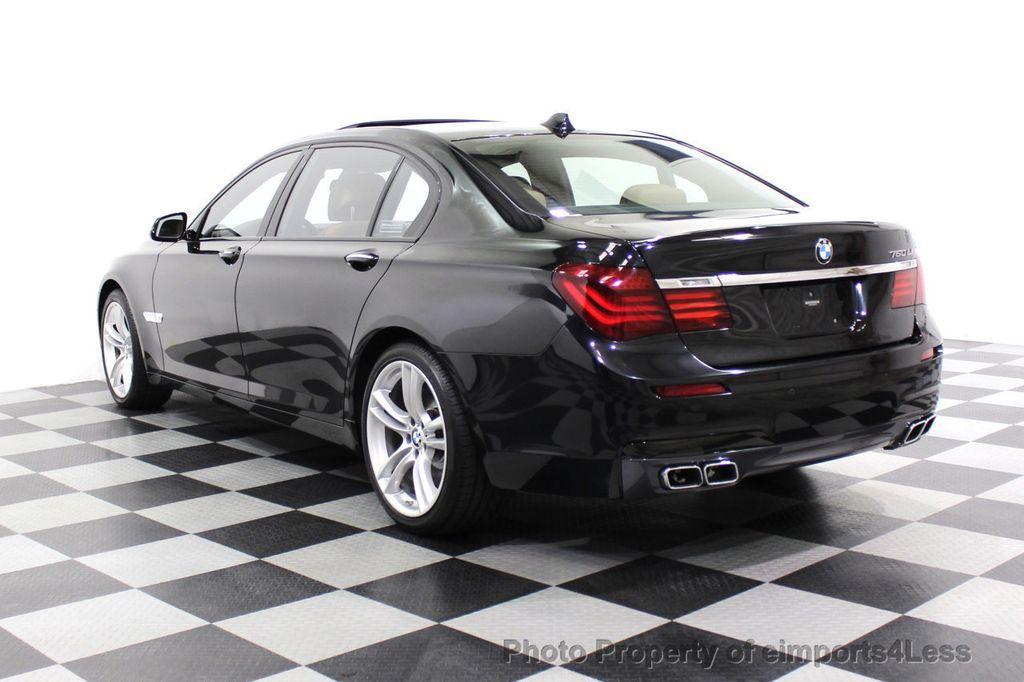 2013 BMW 7 Series CERTIFIED 760Li V12 M Sport Package LEDs CAMERA NAVI - 18240933 - 54