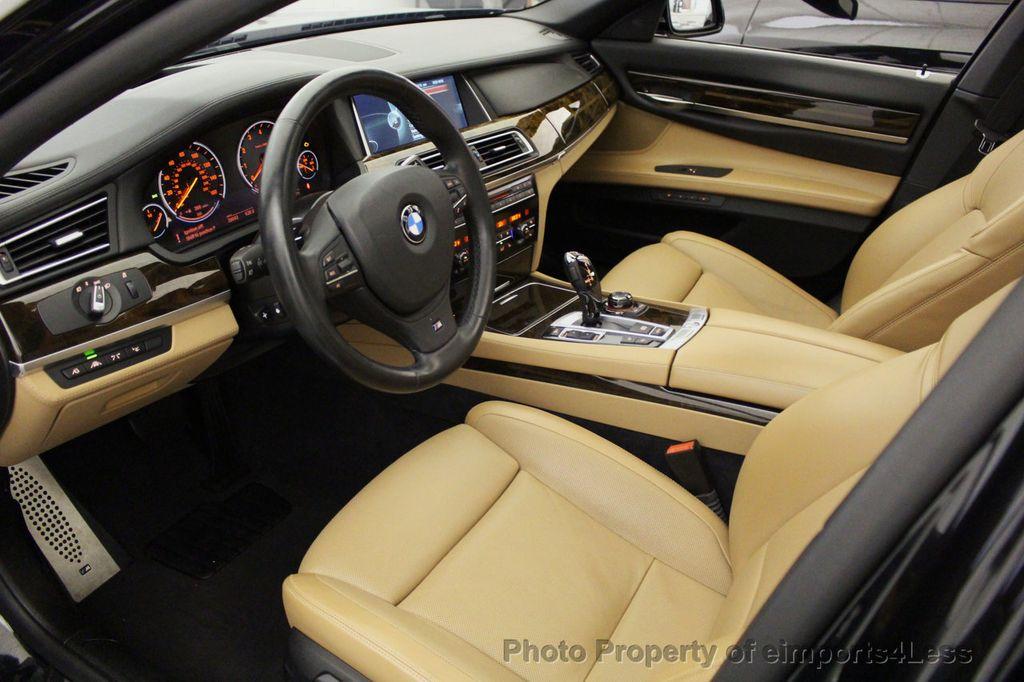 2013 BMW 7 Series CERTIFIED 760Li V12 M Sport Package LEDs CAMERA NAVI - 18240933 - 5