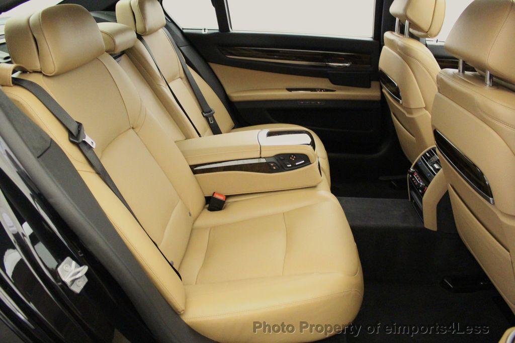 2013 BMW 7 Series CERTIFIED 760Li V12 M Sport Package LEDs CAMERA NAVI - 18240933 - 8