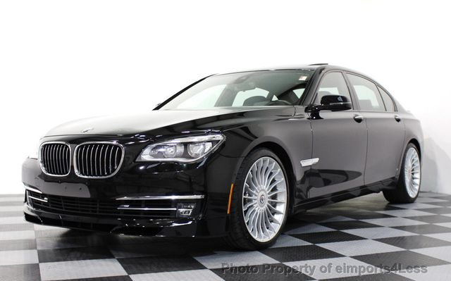 Used BMW Series CERTIFIED ALPINA B XDRIVE LWB AWD SEDAN At - Bmw alpina 7 series