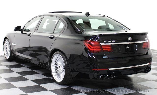 Used BMW Series CERTIFIED ALPINA B XDRIVE LWB AWD SEDAN At - Alpina bmw b7