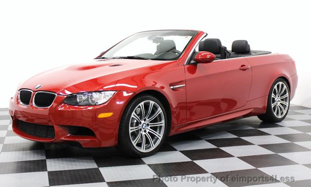Bmw M3 Convertible >> 2013 Used Bmw M3 Certified M3 Convertible At Eimports4less Serving