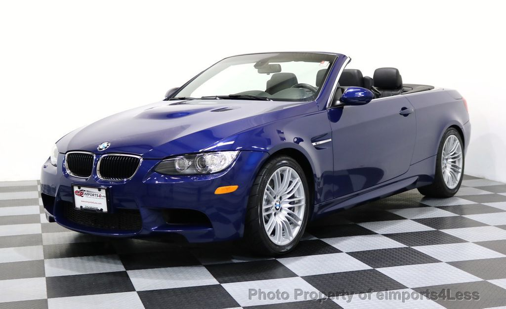 2013 BMW M3 CERTIFIED M3 V8 6 SPEED MANUAL TRANSMISSION - 16996277 - 0