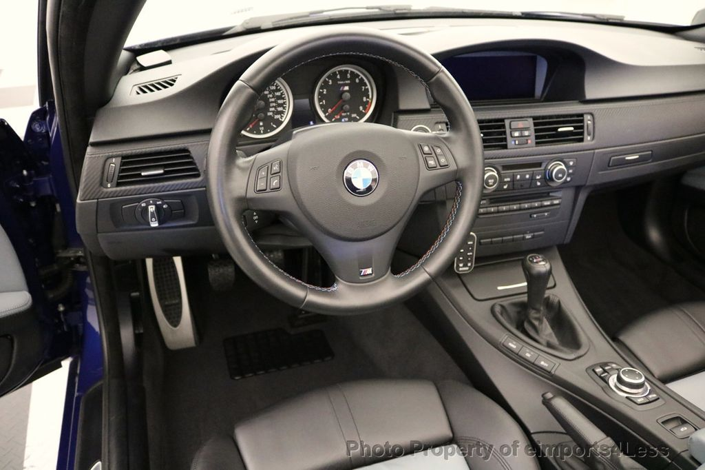 2013 BMW M3 CERTIFIED M3 V8 6 SPEED MANUAL TRANSMISSION - 16996277 - 21