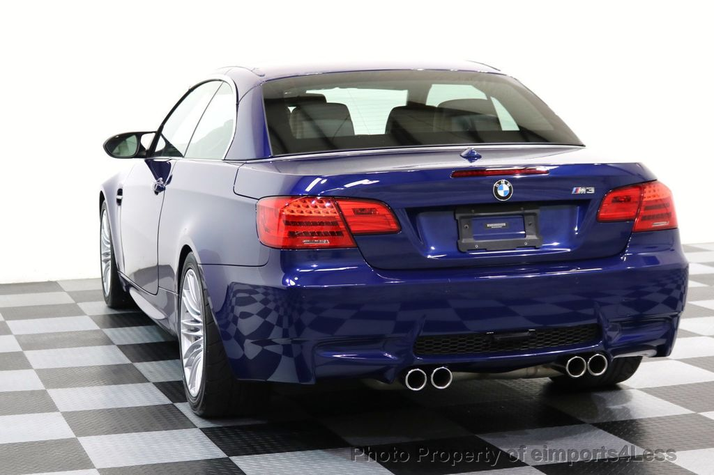 2013 BMW M3 CERTIFIED M3 V8 6 SPEED MANUAL TRANSMISSION - 16996277 - 29