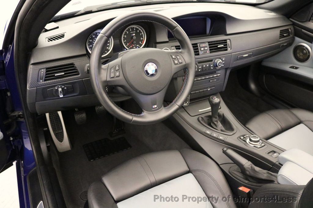 2013 BMW M3 CERTIFIED M3 V8 6 SPEED MANUAL TRANSMISSION - 16996277 - 31