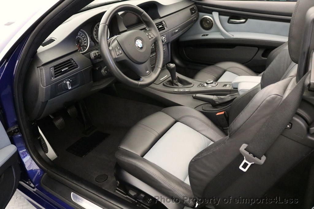 2013 BMW M3 CERTIFIED M3 V8 6 SPEED MANUAL TRANSMISSION - 16996277 - 37