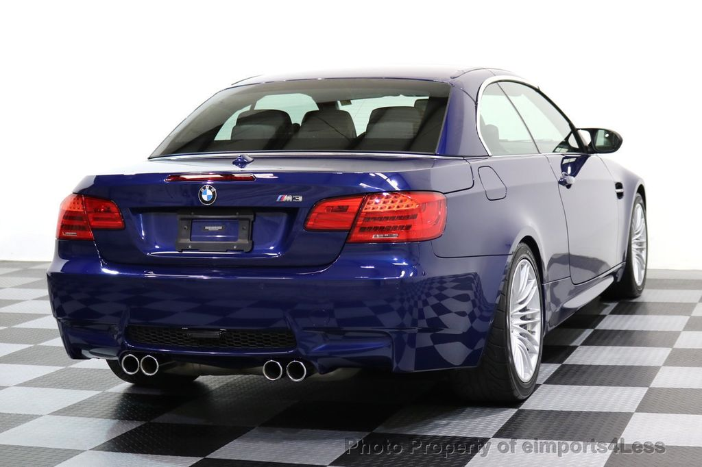 2013 BMW M3 CERTIFIED M3 V8 6 SPEED MANUAL TRANSMISSION - 16996277 - 3