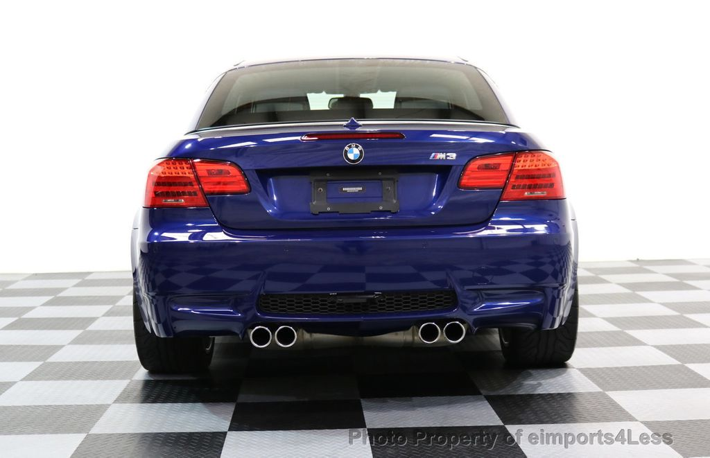 2013 BMW M3 CERTIFIED M3 V8 6 SPEED MANUAL TRANSMISSION - 16996277 - 47