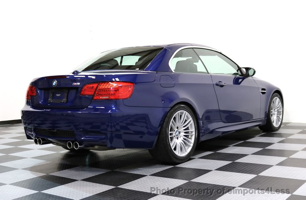 2013 BMW M3 CERTIFIED M3 V8 6 SPEED MANUAL TRANSMISSION - 16996277 - 48