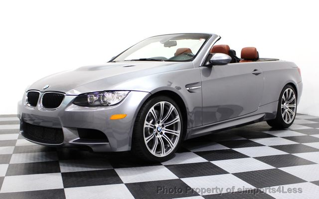 2013 BMW M3 CERTIFIED M3 V8 CONVERTIBLE 6 SPEED MANUAL - 16454292 - 0