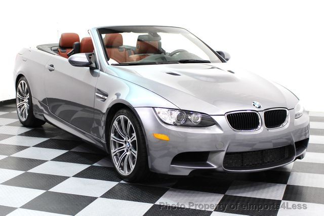 2013 BMW M3 CERTIFIED M3 V8 CONVERTIBLE 6 SPEED MANUAL - 16454292 - 15
