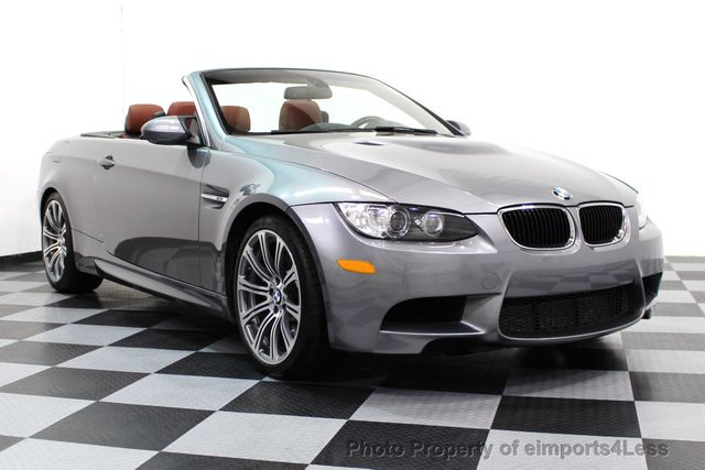 2013 BMW M3 CERTIFIED M3 V8 CONVERTIBLE 6 SPEED MANUAL - 16454292 - 1