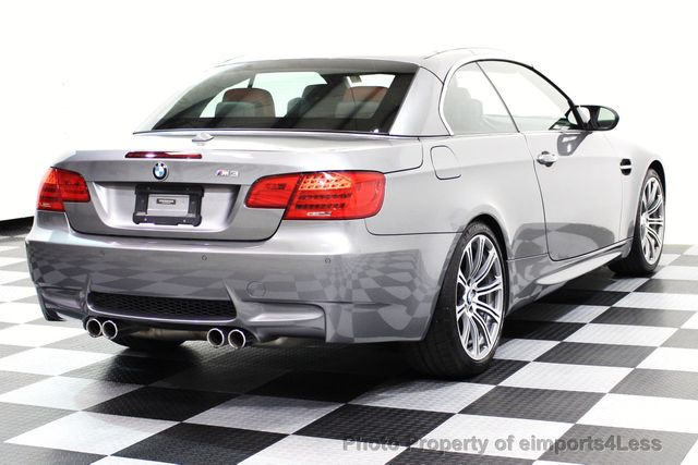 2013 BMW M3 CERTIFIED M3 V8 CONVERTIBLE 6 SPEED MANUAL - 16454292 - 21