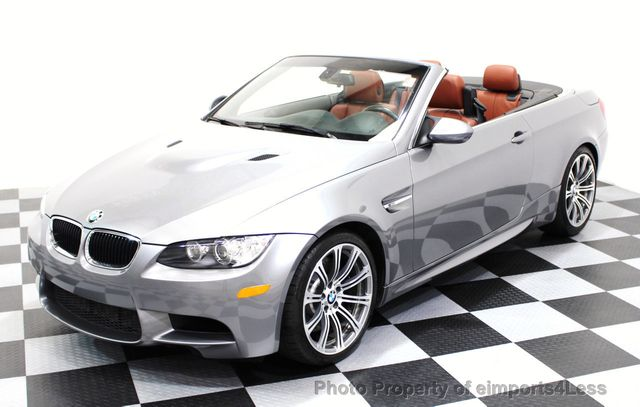 2013 BMW M3 CERTIFIED M3 V8 CONVERTIBLE 6 SPEED MANUAL - 16454292 - 25