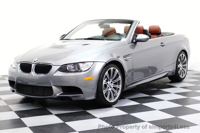 2013 BMW M3 CERTIFIED M3 V8 CONVERTIBLE 6 SPEED MANUAL - 16454292 - 26