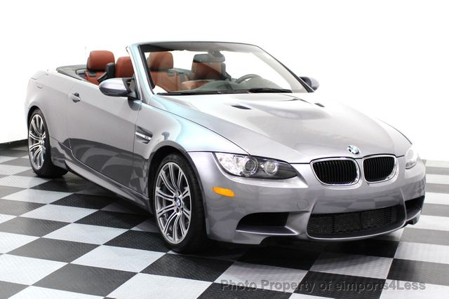 2013 BMW M3 CERTIFIED M3 V8 CONVERTIBLE 6 SPEED MANUAL - 16454292 - 27