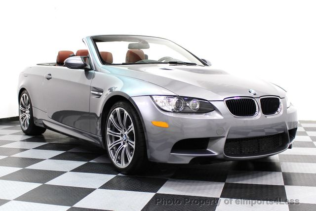 2013 BMW M3 CERTIFIED M3 V8 CONVERTIBLE 6 SPEED MANUAL - 16454292 - 28