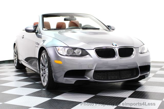 2013 BMW M3 CERTIFIED M3 V8 CONVERTIBLE 6 SPEED MANUAL - 16454292 - 29