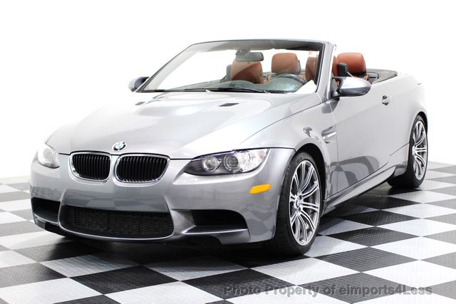 2013 BMW M3 CERTIFIED M3 V8 CONVERTIBLE 6 SPEED MANUAL - 16454292 - 66