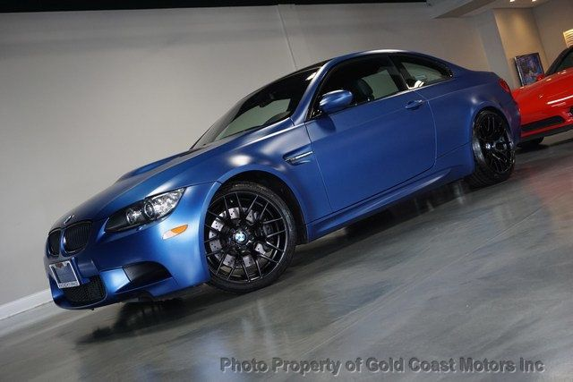 2013 BMW M3 *Limited Edition Individual Frozen Blue*Only 150 Made*6-Speed* - Click to see full-size photo viewer