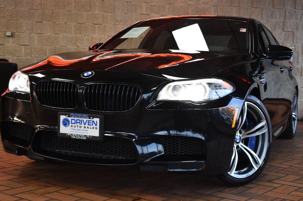 2013 BMW M5 4dr Sedan - 15795993 - 0