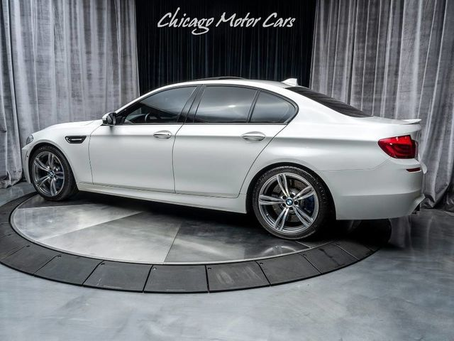 Used Bmw M5 >> 2013 Used Bmw M5 4dr Sedan At Chicago Motorcars Serving West Chicago