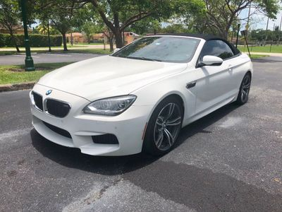 2013 BMW M6 2dr Convertible