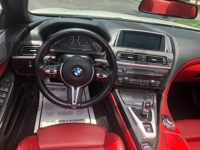 2013 BMW M6 2dr Convertible - Click to see full-size photo viewer