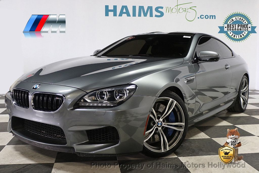 2013 BMW M6 2dr Coupe - 17867089 - 0