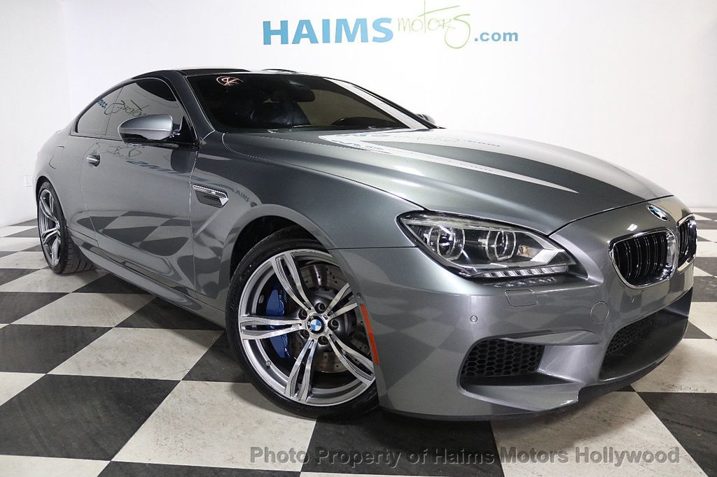 2013 BMW M6 2dr Coupe - 17867089 - 3