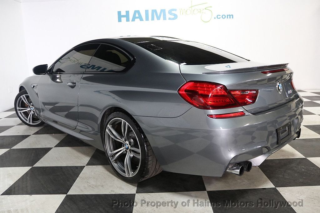 2013 BMW M6 2dr Coupe - 17867089 - 4