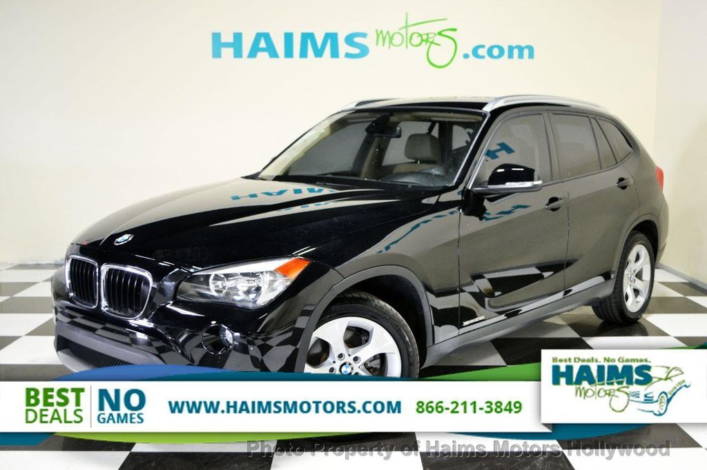 2013 Used Bmw X1 28i At Haims Motors Serving Fort Lauderdale Hollywood Miami Fl Iid 14084116